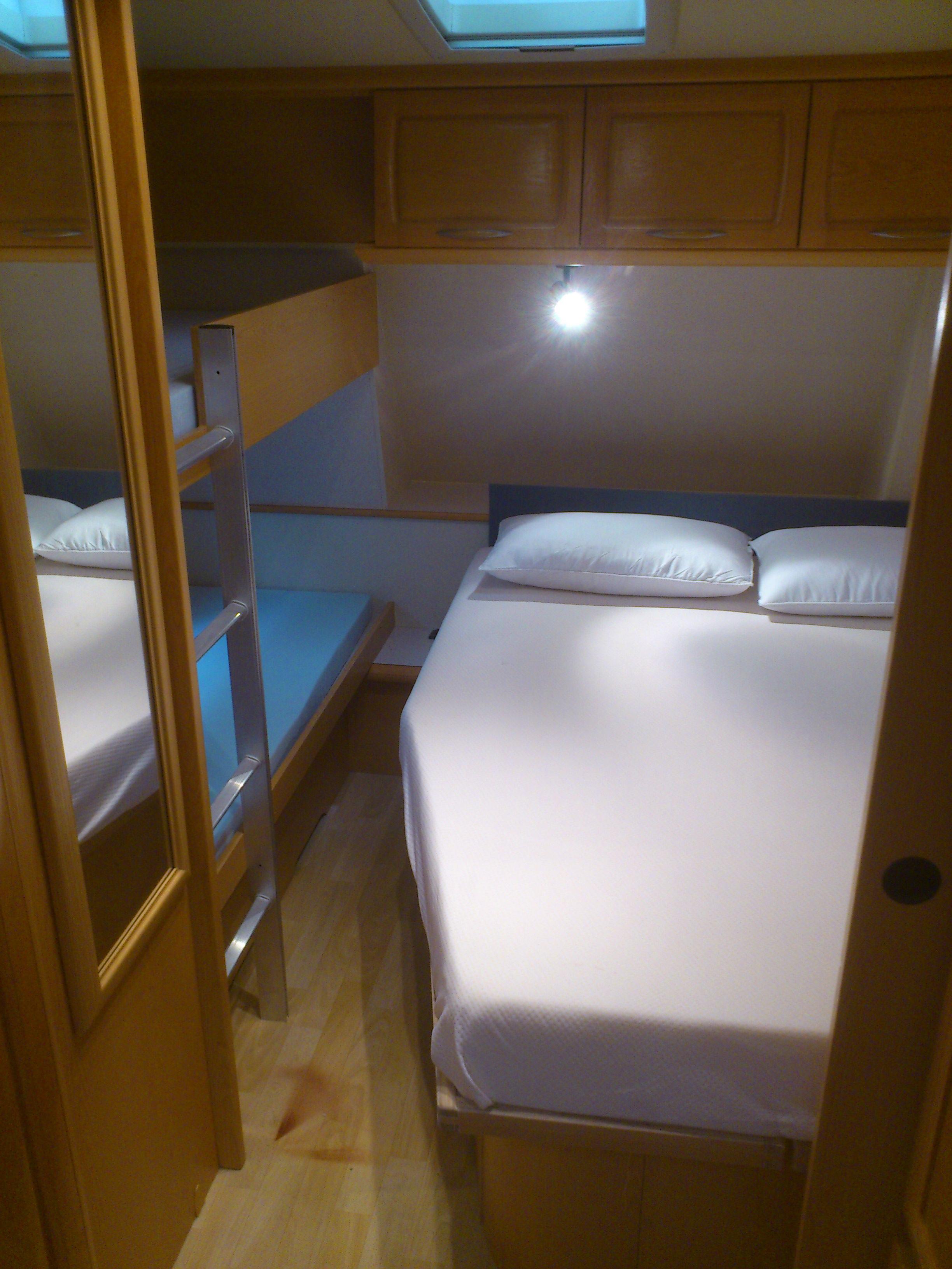 Caravan bunk bed conversions